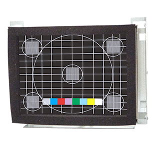 Agie AC100 – Monitor LCD compatibile