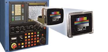 Monitor per CNC