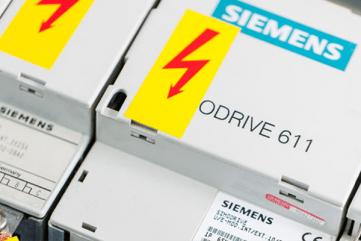Azionamenti Siemens