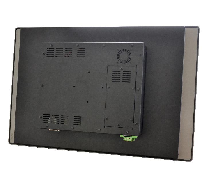 Monitor industriale panel mount