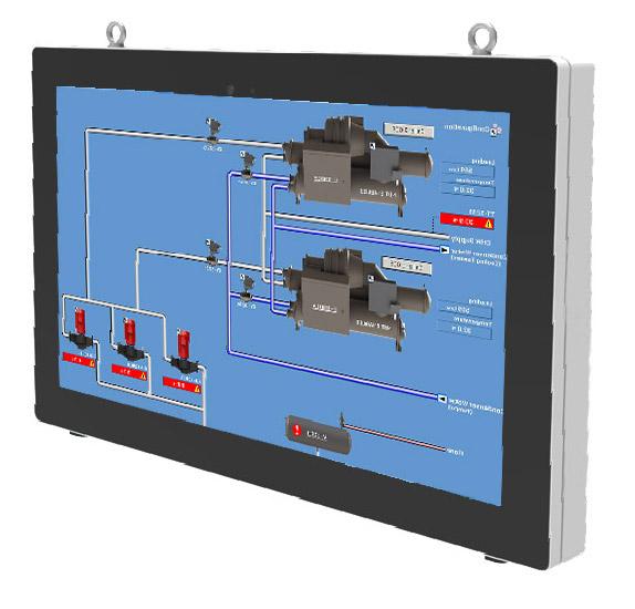 Monitor industriali Grandi dimensioni
