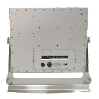 Monitor Inox IP67 Linea Taurus 15″, 17″, 19″