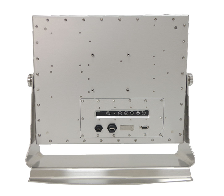 Monitor ip67 totale inox