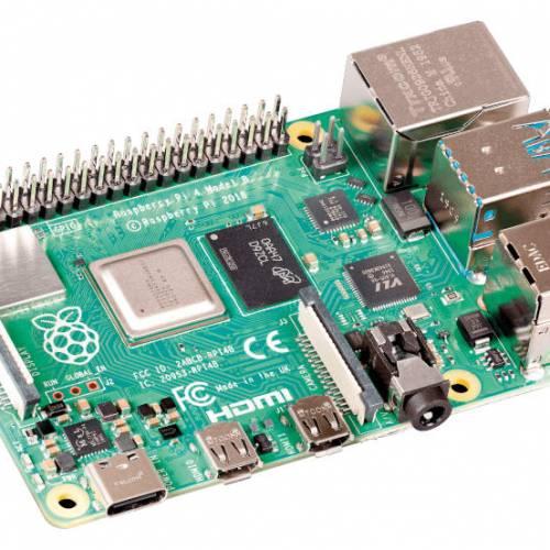 Il Raspberry Pi nell'industria